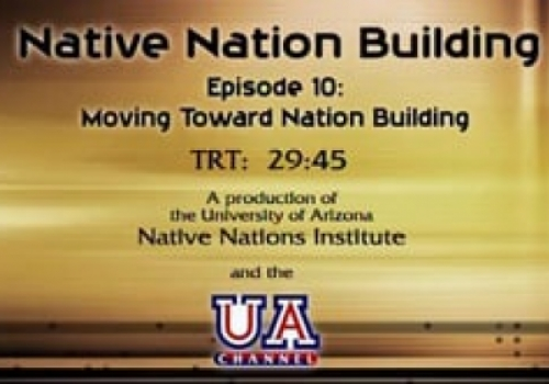 Segment 10: Moving Towards Nation Building