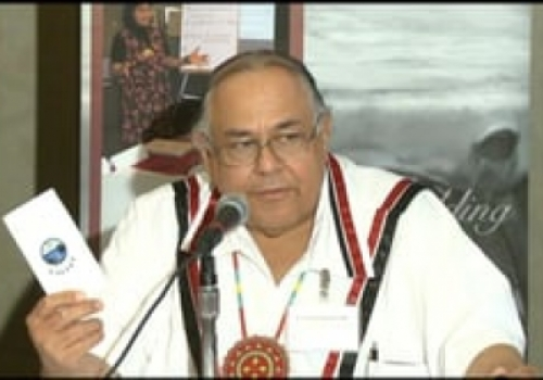 Frank Ettawageshik: Reforming the Little Traverse Bands of Odawa Constitution: What We Did and Why