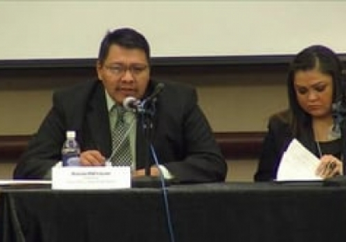 Panel of Tribal Leaders
