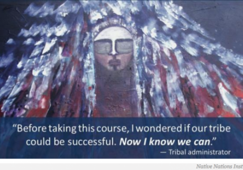 Rebuilding Native Nations Course: What I Learned