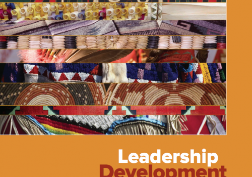 Leadership Development in the Native Arts and Culture Sector